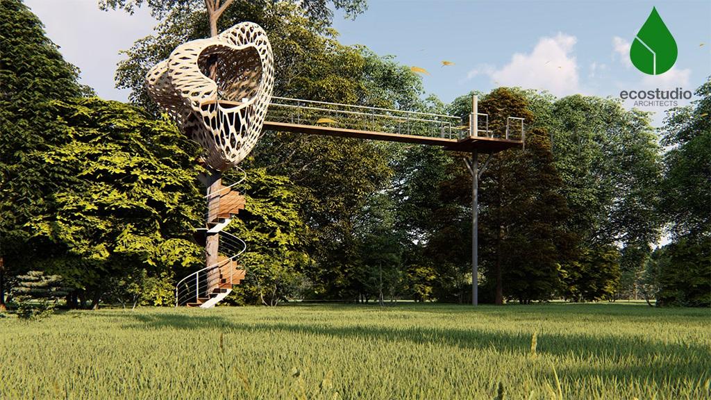 Treehouse render 6